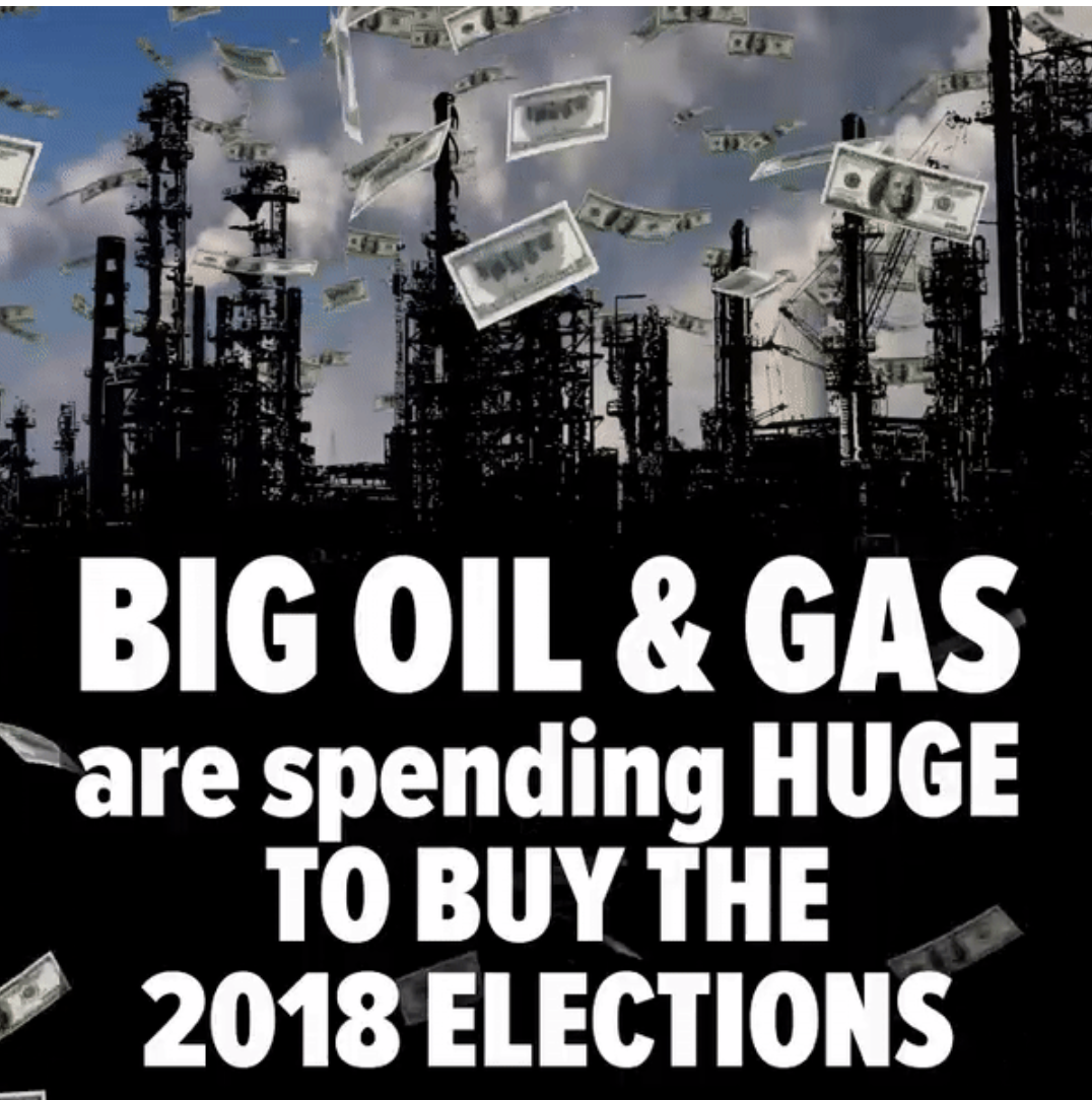 🎃 A Halloween horror story (about Big Oil)